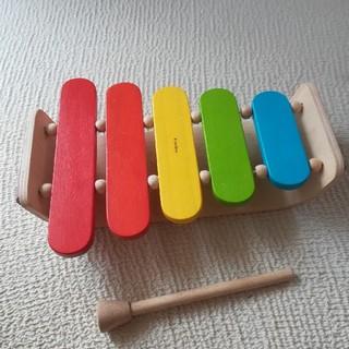 プラントイ(PLANTOYS)のプラントイ 木琴(楽器のおもちゃ)