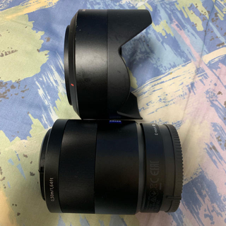 ソニー(SONY)のFE 55mm f1.8(レンズ(単焦点))