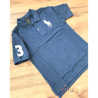 ラルフローレン(Ralph Lauren)のラルフローレン ポロシャツ ビッグポニー 150センチ(Tシャツ/カットソー)