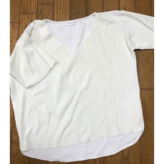 トゥモローランド(TOMORROWLAND)のトゥモローランド  ブラウス  カットソー(シャツ/ブラウス(半袖/袖なし))
