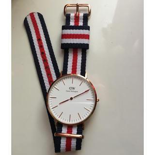 ダニエルウェリントン(Daniel Wellington)の森様専用❣️Daniel Wellington腕時計(腕時計(アナログ))