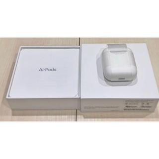 アップル(Apple)のApple 純正品AirPods 充電ケース  【新品 未使用品】(ストラップ/イヤホンジャック)