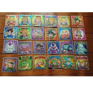 ドラゴンボール(ドラゴンボール)のドラゴンボールマンz ビックリマン24種コンプ(カード)