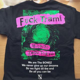クーティー(COOTIE)のThe Bonez 限定Tシャツ L(Tシャツ/カットソー(半袖/袖なし))