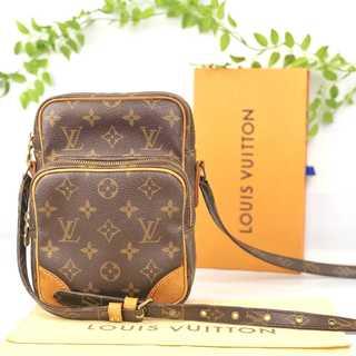 ルイヴィトン(LOUIS VUITTON)の✨極美品✨ルイヴィトン ショルダーバッグ アマゾン モノグラム 正規品(ハンドバッグ)