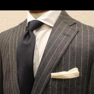 ブルックスブラザース(Brooks Brothers)のブルックスブラザーズ グレー ストライプ スーツ セットアップ上下(セットアップ)