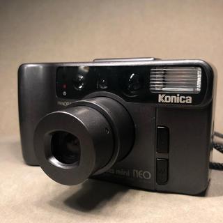 コニカミノルタ(KONICA MINOLTA)のkonica big mimi neo コニカ フィルムカメラ(フィルムカメラ)