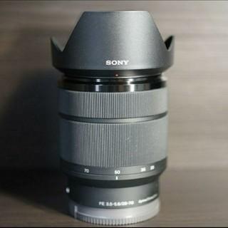 ソニー(SONY)のSONYほぼ新品 FE 28-70mm F3.5-5.6 OSS SEL2870(レンズ(ズーム))
