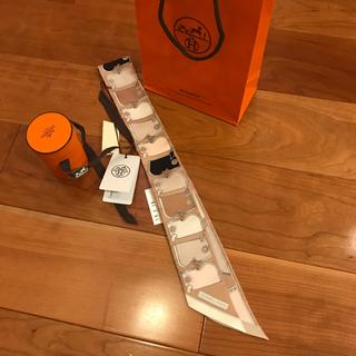 エルメス(Hermes)のエルメス カマイユ ツイリー  新品 伊勢丹購入(バンダナ/スカーフ)