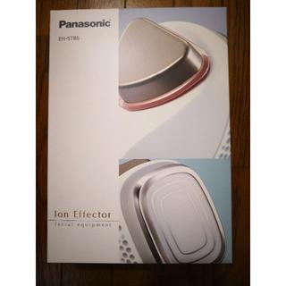 パナソニック(Panasonic)の美顔器 イオンエフェクター 即決 パナソニック EH-ST86(フェイスケア/美顔器)