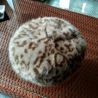ビューティアンドユースユナイテッドアローズ(BEAUTY&YOUTH UNITED ARROWS)のUNITED ALLOWS B&Yベレー帽 57.5cm(ハンチング/ベレー帽)