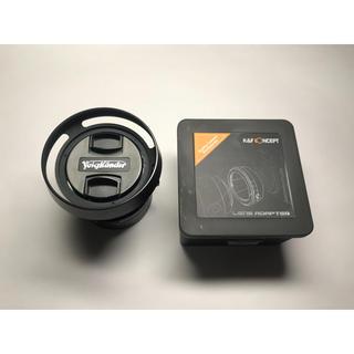ソニー(SONY)のVoigtlander NOKTON classic 40mm F1.4 sc(レンズ(単焦点))
