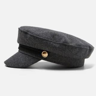 ザラ(ZARA)のZARA マリンハンチング 新品(ハンチング/ベレー帽)