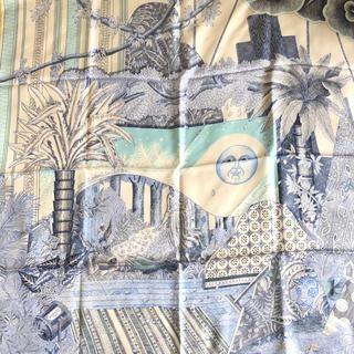 エルメス(Hermes)のエルメス カレ 90 スカーフ 三幕一場、森の空き地にて 2018AW(バンダナ/スカーフ)