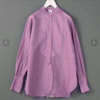 ビューティアンドユースユナイテッドアローズ(BEAUTY&YOUTH UNITED ARROWS)のroku 6 shirts◎(シャツ/ブラウス(長袖/七分))
