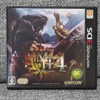 ニンテンドー3DS(ニンテンドー3DS)の任天堂3DSソフト/モンスターハンター4(携帯用ゲームソフト)