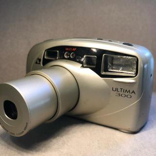 コニカミノルタ(KONICA MINOLTA)のkyocera 京セラ ultima300 フィルムカメラ(フィルムカメラ)
