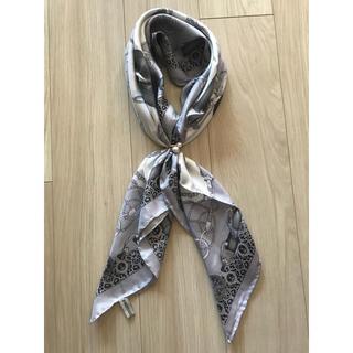 エルメス(Hermes)の新品 イタリア製 ROBERTO ROST シルクスカーフ 90(バンダナ/スカーフ)