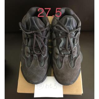 アディダス(adidas)のyeezy boost yeezy 500 utility black(スニーカー)
