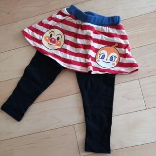 アンパンマン(アンパンマン)の新品 アンパンマン スカッツ 90 スカート スパッツ(スカート)