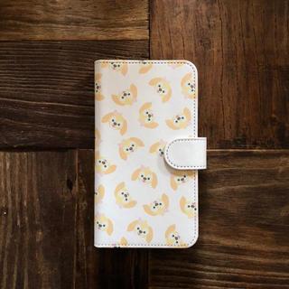 ディズニー(Disney)のクッキーちゃん ダッフィーフレンズ Android 全機種対応 手帳型ケース(Androidケース)