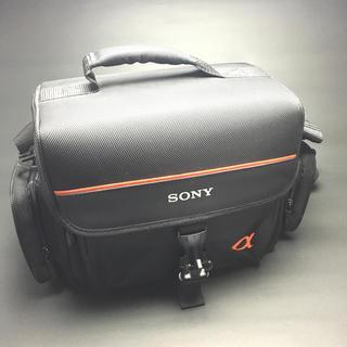 ソニー(SONY)のSony αシリーズ カメラバッグ(ケース/バッグ)
