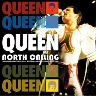 QUEEN/NORTH CALLING: SAPPORO 1982(2CDR)(ポップス/ロック(洋楽))
