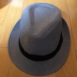 ジーユー(GU)のGU キッズ 中折れハット(帽子)