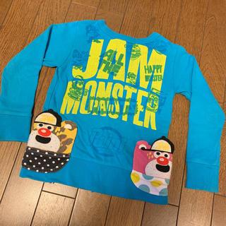 ジャム(JAM)のJAM used 110㎝ ポケテン トレーナー ブルー(Tシャツ/カットソー)