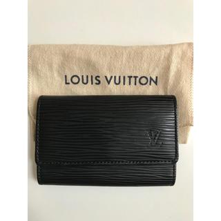 ルイヴィトン(LOUIS VUITTON)のLouis Vuitton エピ キーケース 新品未使用(キーケース)