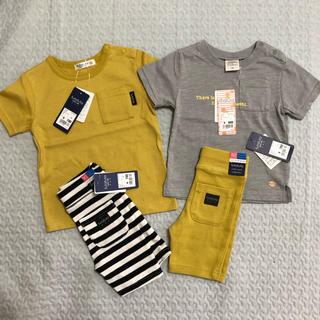 フタフタ(futafuta)のフタフタ ティシャツ ズボン 90(Tシャツ/カットソー)