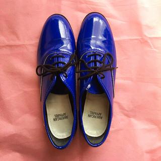 アメリカンアパレル(American Apparel)の☆American apparel☆ダンスシューズ(ローファー/革靴)
