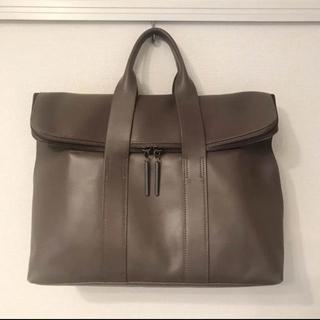 スリーワンフィリップリム(3.1 Phillip Lim)のフィリップリムの31hour bag グレイ グレー エトゥープ エトープ(トートバッグ)