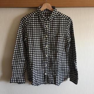 ムジルシリョウヒン(MUJI (無印良品))のフランネル チェックシャツ(シャツ/ブラウス(長袖/七分))
