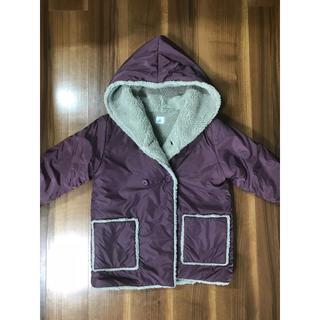 プチバトー(PETIT BATEAU)の冬物セール!プチバトー コート(コート)