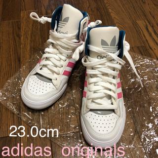 アディダス(adidas)のadidas  originals ハイカットスニーカー(スニーカー)
