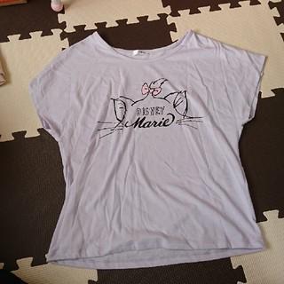 ディズニー(Disney)のマリーちゃん Tシャツ(Tシャツ(半袖/袖なし))
