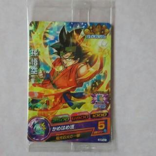 ドラゴンボール(ドラゴンボール)の孫悟空カード(カード)