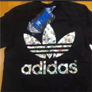 アディダス(adidas)の【新品】adidas Originals Tシャツ(Tシャツ/カットソー(半袖/袖なし))
