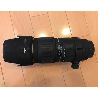 シグマ(SIGMA)のSigma 70-200mm f2.8 Ⅱ EX DG MACRO HSM(レンズ(ズーム))