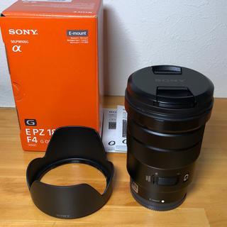 ソニー(SONY)の【中古】SONY Eマウントレンズ SELP18105G APS-C(レンズ(ズーム))