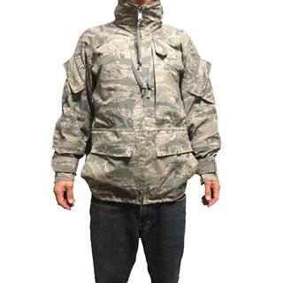 【米軍実物】全天候型パーカージャケット ゴアテックス素材 希少XSサイズ(ミリタリージャケット)