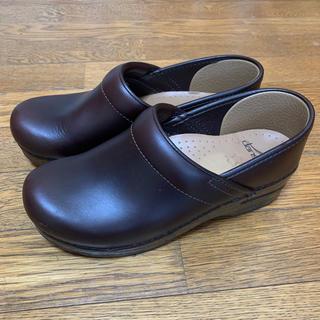 ダンスコ(dansko)のdansko 38  エスプレッソ(ローファー/革靴)