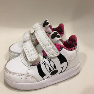 アディダス(adidas)のadidas baby ミニーマウス スニーカー アディダス(スニーカー)