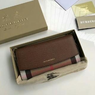 バーバリー(BURBERRY)の長財布  バーバリー BURBERRY 財布 二つ折り長い財布(財布)