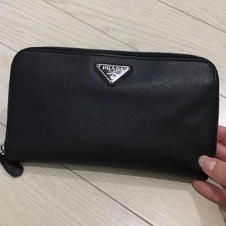 プラダ(PRADA)のPRADA メンズ 長財布(長財布)