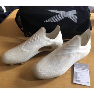 adidas - アディダス エックス18+  FG/AG