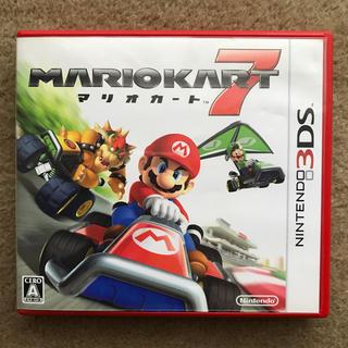 ニンテンドー3DS(ニンテンドー3DS)のマリオカート7 for Nintendo 3DS(携帯用ゲームソフト)