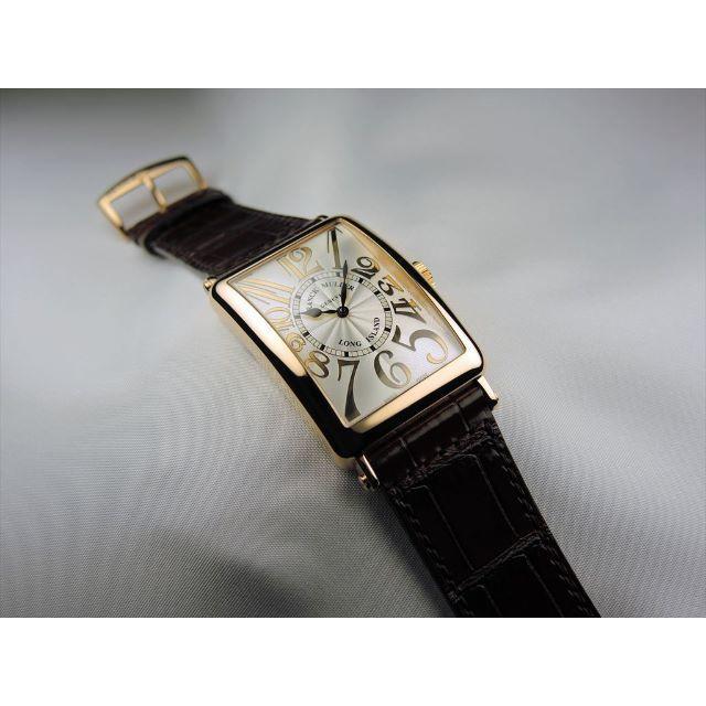 FRANCK MULLER(フランクミュラー)のロングアイランド レリーフ レディースのファッション小物(腕時計)の商品写真