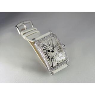 フランクミュラー(FRANCK MULLER)のロングアイランド レリーフ ダイヤモンド (腕時計)